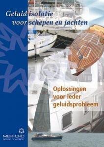 Instructieboekje | Geluidsisolatie voor vaartuigen